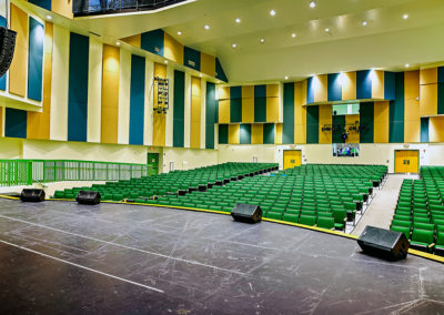 Coral Shores High School Theater