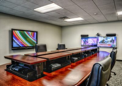 Pinellas County Safety Complex Executive Conference Room