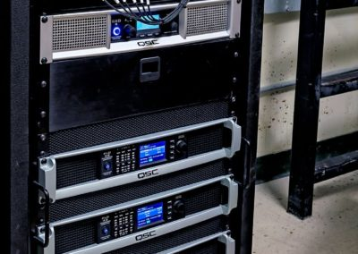 Amplifier Rack