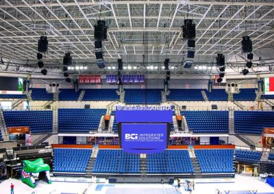Exatech Arena at the Stephen C. O'Connell Center at the University of Florida