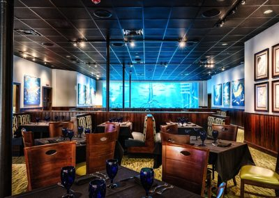 Guy Harvey Outpost RumFish Grill Dining Room