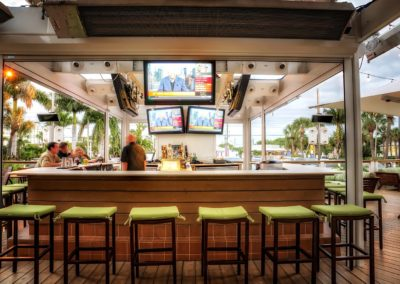 Guy Harvey Outpost RumFish Grill Outdoor Bar