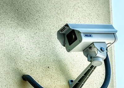 Pinellas County Public Safety Complex Security Camera